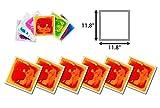 Art3d Liquid Fusion Floor Children Develop Mat