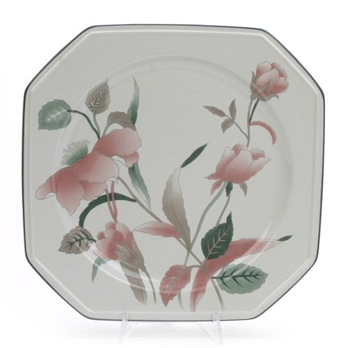 Silk Flowers by Mikasa, China Chop Plate ()
