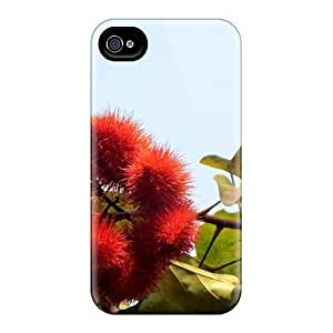 6 Scratch-proof Protection Cases Covers For Iphone/ Hot The Tree Fruits Phone Cases