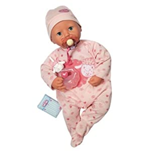 Zapf Creation Baby Annabell 3 Amazon Co Uk Toys Amp Games