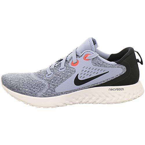 De Cri Blau Para Zapatillas bright obsidian Hombre Nike Legend Running React 407 black Mist w7tCff