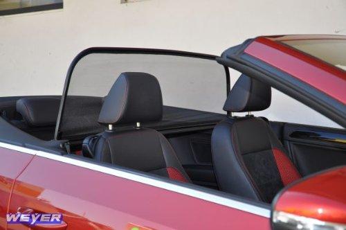 Autostyle Wieland 1138 Custom-Fit Cabrio Wind Shield