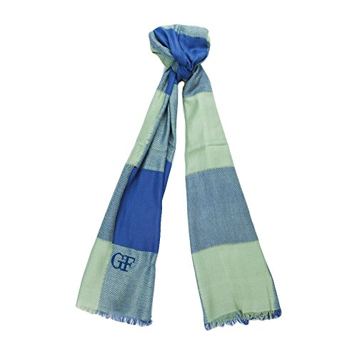 gianfranco-ferre-scr-11170-ric-light-blue-green-cotton-blend-mens-scarf