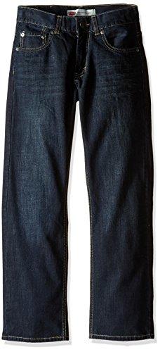 Levi's Boys' 505 Regular Fit Jeans, Dirt Road, 16