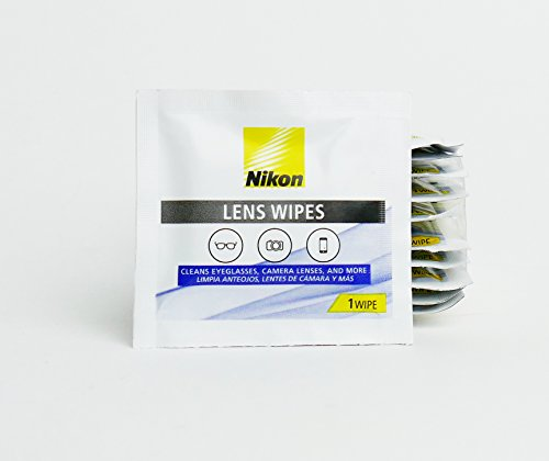 Nikon Pre Moistened Lens Cloths Wipes