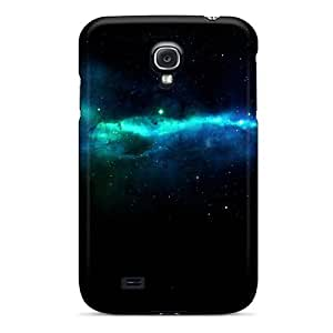 New Arrival Premium S4 Case Cover For Galaxy (space Shine)
