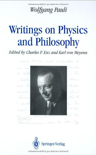Writings on Physics and Philosophy (English and German Edition)
