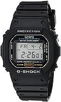 G-Shock DW-5600E-1VX Reloj Digital para Hombre, Negro