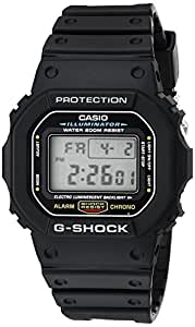 DW5600E-1V G-Shock Classic Digital Watch