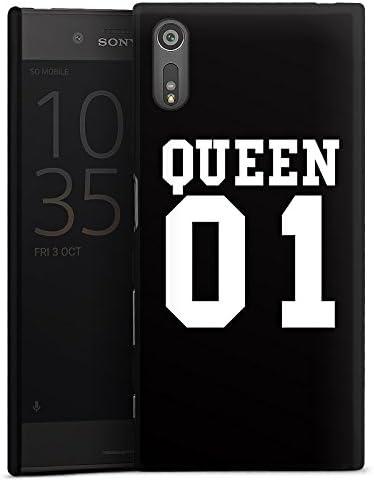Sony Xperia X Performance móvil Case Funda Móvil Queen 01 Reina ...