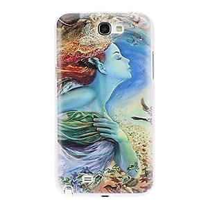 Diseño Diosa griega para Samsung Galaxy Nota 2 N7100