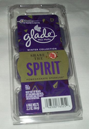 Glade Wax Melts Share The Spirit - Pomegranate Sparkler