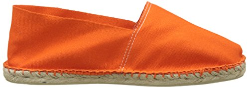 Classique Basse Arancione Orange Or Unisex Cala Espadrillas Adulto AqwPxPZv