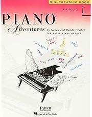 Piano adventures level 1 - sightreading book piano