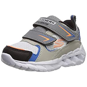 Skechers Unisex-Child Magna-Lights-Vendow Sneaker