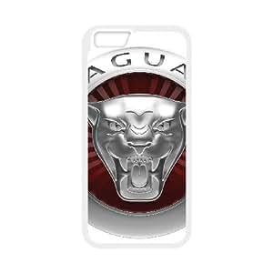 Jaguar iPhone 6 Plus 5.5 Inch Cell Phone Case White G7680180