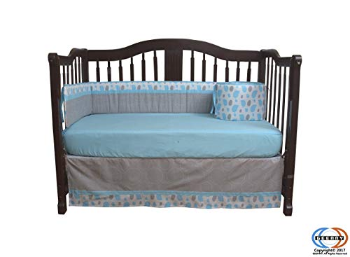 GEENNY Boutique baby 13 Piece Nursery Bedding Sets