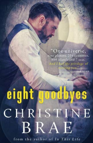 Eight Goodbyes by Vesuvian Books