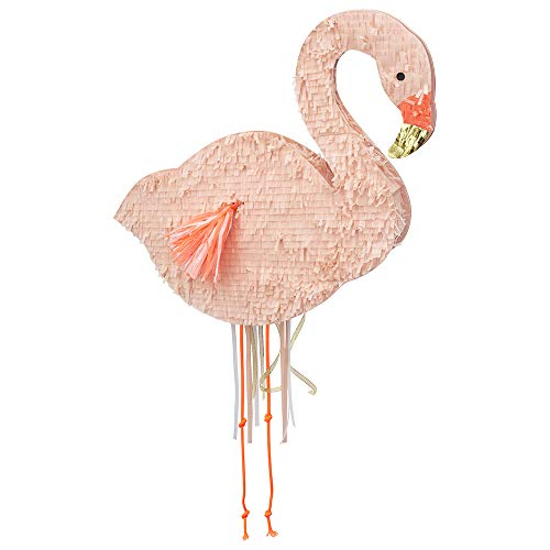 Meri Meri, Flamingo Pinata, DIY Happy Birthday Party Favors -