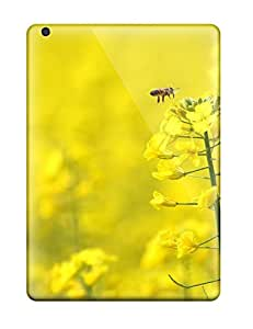 Series Skin Case Cover For Ipad Air(honey Bee On Yellow Flower)