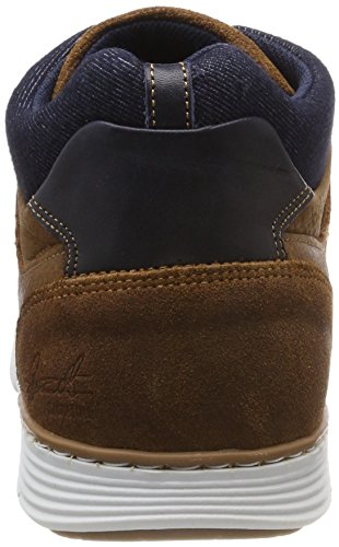 Homme 6306a 6306a Bullboxer Homme Baskets Marron Bullboxer Marron Baskets Bullboxer FStUqUH