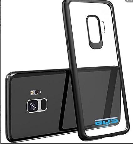 Amazon.com: BDS Samsung Galaxy S9 Slime ajuste transparente ...