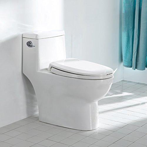 Jmkcoz Angle Fitting Side Mount Toilet Flush Lever Handle