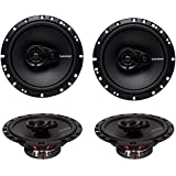 4 New Rockford Fosgate R165X3 6.5