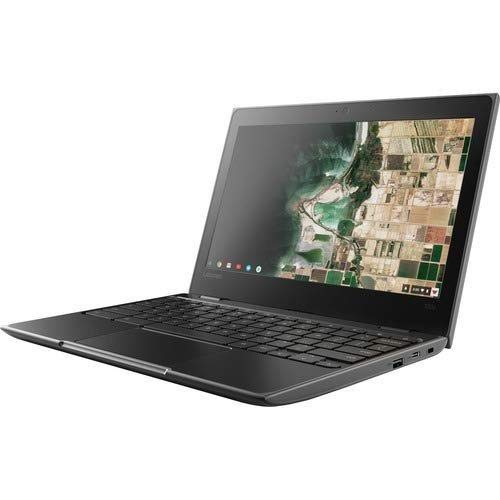 "Lenovo 100E Chromebook 2ND Gen 81MA0000US 11.6"" Chromebook - 1366 X 768 - Celeron N4000-4 GB RAM - 32 GB Flash Memory - Gray - Chrome OS - Intel UHD Graphics 600 - Twisted Nematic (TN) - Englis"