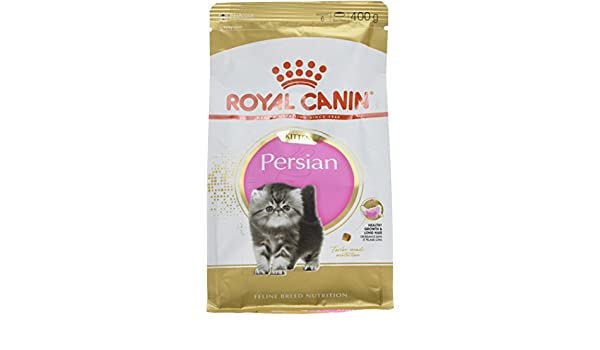 Royal Canin Persian Kitten 32 Dry Mix 400 g (Pack of 4 ...