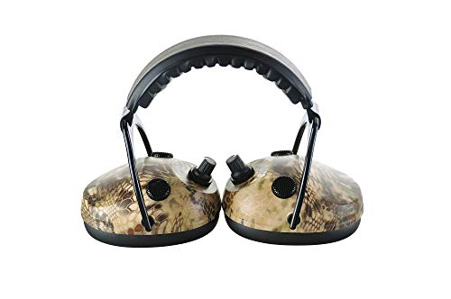 PROTEAR Earmuffs Noise Cancelling Hearing Protection Folding Headphones, 9X Hearing Enhancement Earmuffs with Black Case Bag by PROTEAR (Image #4)