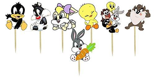 baby looney tunes baby shower - 9