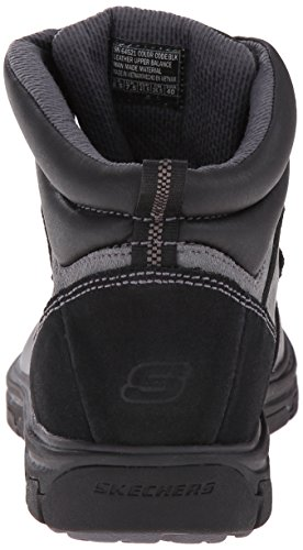Skechers Herren, Sneaker, segment- ander, schwarz (blk), 42