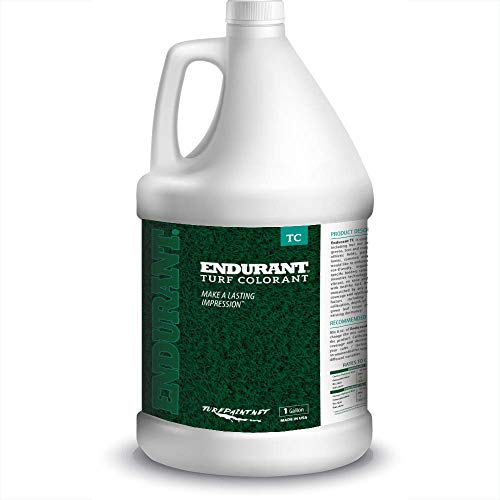 Endurant Turf Colorant - 1 Gallon Jug Revitalizes Approximately 5,000 Sq. Ft of Dormant, Drought-Stricken or Patchy Lawn