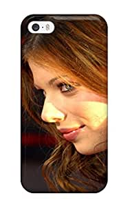 First-class Case Cover For Iphone 5/5s Dual Protection Cover Michelle Trachtenberg Celebrity People Celebrity