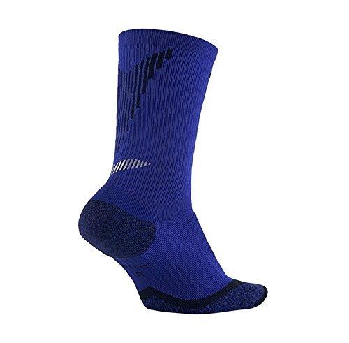Nike Crew Socks Elite Running Cushion Calcetines, Unisex