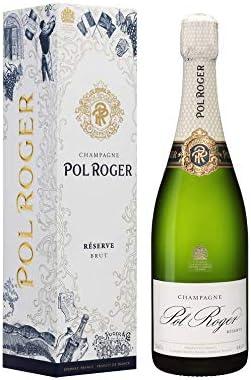 75cl Pol Roger Brut Reserva Champagne NV