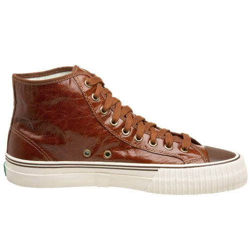 Pf Flyers Unisex Center Hi Sneaker Marrón