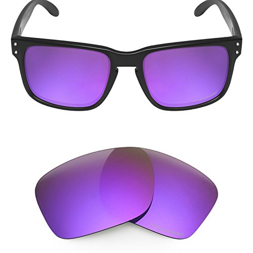 Mryok+ Polarized Replacement Lenses for Oakley Holbrook - Plasma - Holbrook Lens