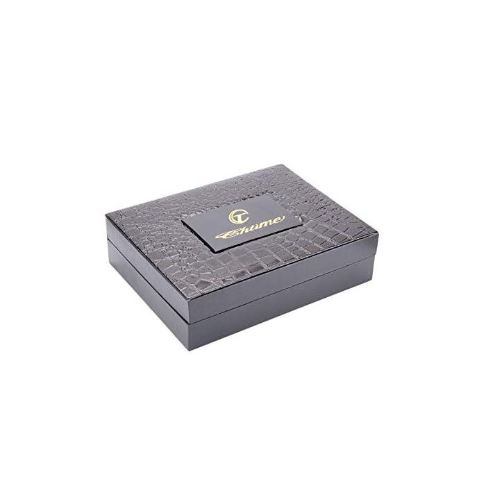 41U3JBSfAXL Trátese o ofrece esta Caja de Regalo, perfecta para Navidad, cumpleaño, Dia de la Madre, san Valentin o otra fiesta. Hacer hincapié en el servicio y la velocidad: la caja de regalo ideal está embalado y enviado por Amazon Reloj con un Movimento Cuarzo de alta precisión - Dimensiones de la Caja 38 mm - espesor de la caja 10 mm