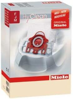 Miele 4 unidades Hyclean bolsas de recambio para aspiradoras ...