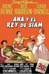 Ana Y El Rey De Siam [DVD]