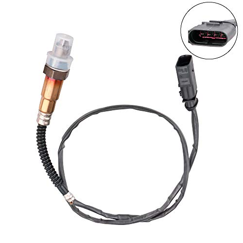 - MOSTPLUS New Downstream O2 Oxygen Sensor fit Volkswagen Touareg Golf 2002-2006 SG1178 06C906265E 06C906265A