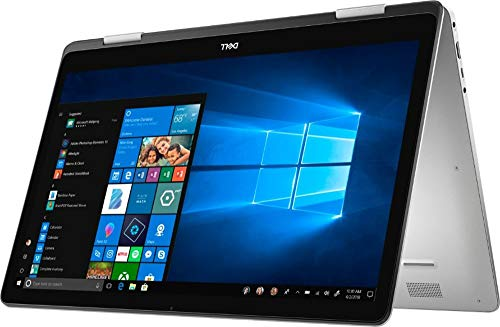 Dell Inspiron 7000 2 In 1 17 3 Ips Fhd Touch Screen Laptop Intel Core I7 8565u 16gb Ddr4 1tb Hdd Nvidia Geforce Mx150 Backlit Keyboard Fingerprint Reader Wifi Usb 3 1 Type C Hdmi Windows 10