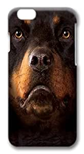 Rottweiler Face PC Case Cover for iphone 5s