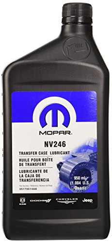 Price comparison product image Chrysler Genuine Accessories (5179014AA) NV 246 Transfer Case Lubricant - 950 ml Bottle