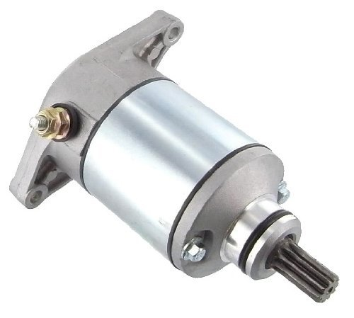 Crank-n-Charge 18840N Arctic Cat & Suzuki Powersport ATV UTV Replacement Starter (Quad 400 Crank)