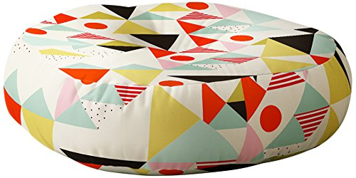 Deny Designs Hello Twiggs Modern Art Pillow, Floor by Deny Designs