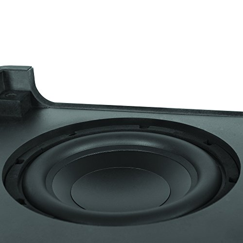 "Kanto 8 Inches 120 Watts 8"" Long-throw Driver Subwoofer, Black (YURI) 5"