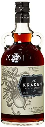 The Kraken Black Spiced Rum (1 x 0.7 l)